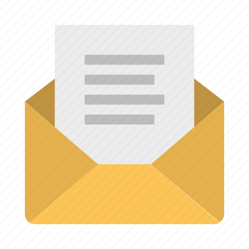 email, envelope, inbox, letter, mail, message, post icon
