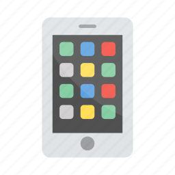 apps, cellphone, device, gadget, iphone, smartphone, tech icon