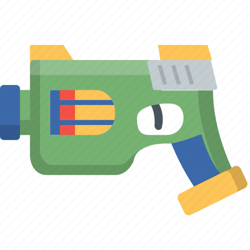 culture, fun, gun, nerf, play, startup, toy icon