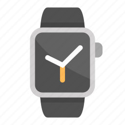 apple, device, smartwatch, tech, timepiece, watch icon