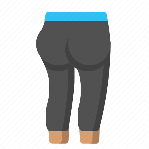 athletic, butt, girl, pants, sexy, workout, yoga icon