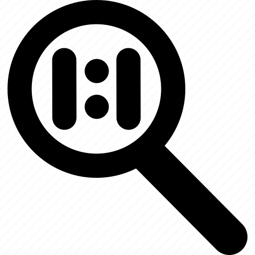 actual, look, magnification, magnifier, magnifying glass, scale, view icon