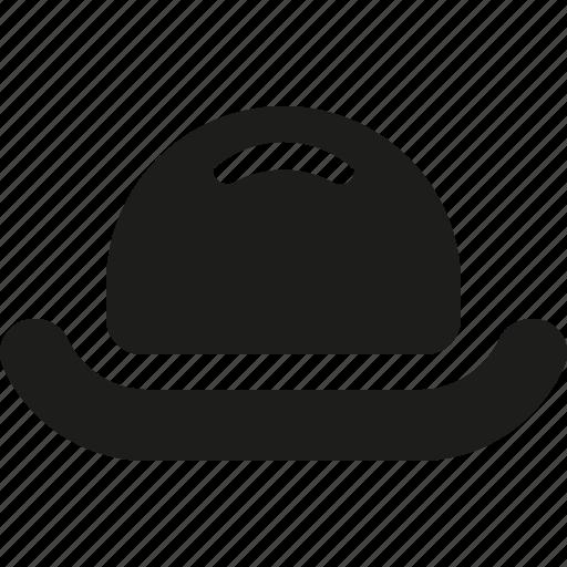Bowler, hat icon - Download on Iconfinder on Iconfinder