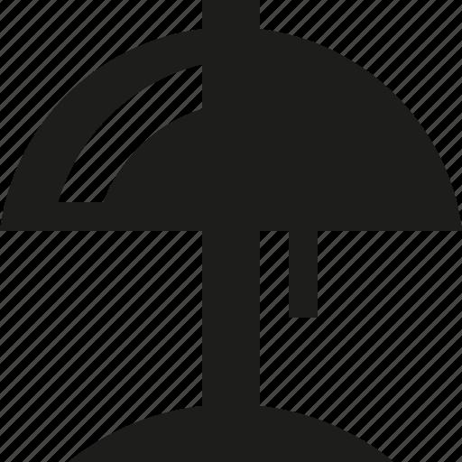lamp, taple icon