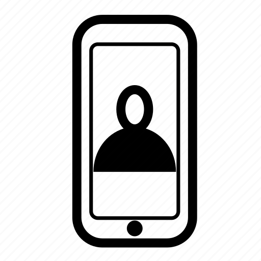 communication, interaction, interface, mobile, phone, smartphone, telephone icon