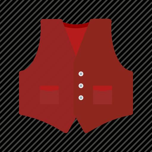cloth, clothing, fashion, under, vest, waistcoat, wear icon