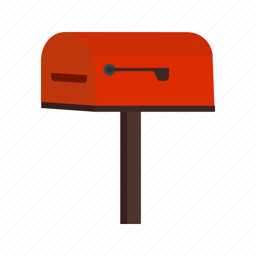 box, email, letter, mail, mailbox, post, postal icon