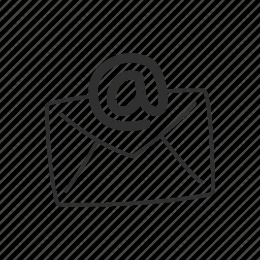 close envelope, email, emoji, envelope, mail, message, post icon