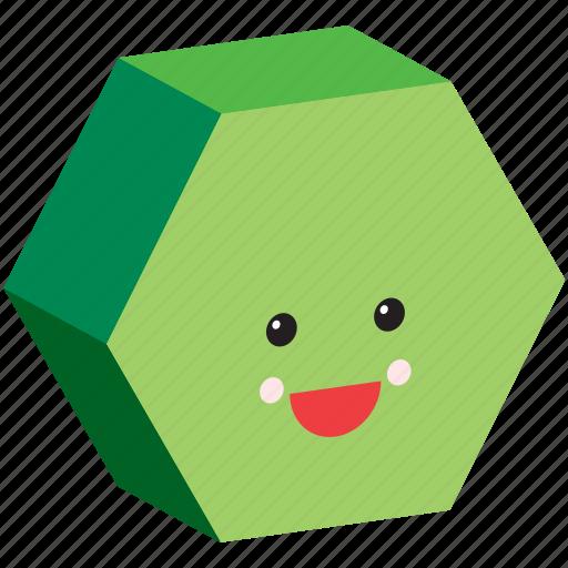 Emoji shapes