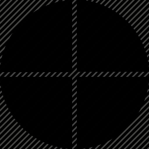 aim, archery, dartboard, focus, object, sport, target icon
