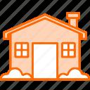 apartment, architecture, estate, estatebuilding, house, property icon