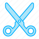 barber, cut, hairdresser, scissor, scissors icon