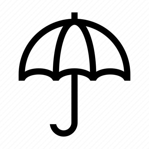 object, protec, umbrella, waterproof icon