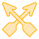 arrow, arrows, direction, hint, move, navigation icon