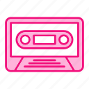 cassete, media, multimedia, tape, tapes icon