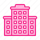 building, company, construction, estate, house, property icon