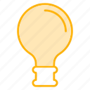 bulb, electricity, energy, idea, lightbulb, power, seo icon