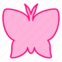 butterfly, flying, insect, nature, wings icon