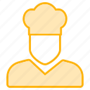 chef, cooking, kitchen icon
