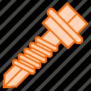 equipments, fasteners, screw, tools icon
