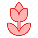 bloom, floral, flower, flowers, garden icon