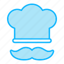 chef, cooking, food, kitchen icon