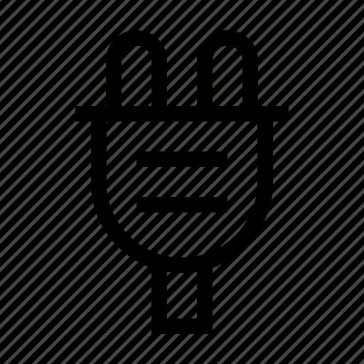 electric, plug, plugin, socket icon