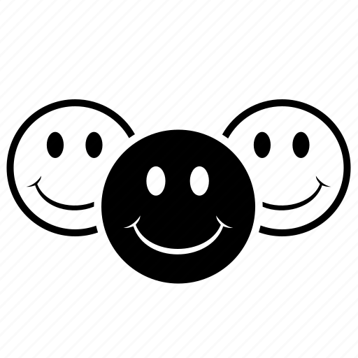 smiles, smiley icon