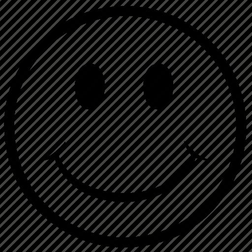 happy, smiley icon