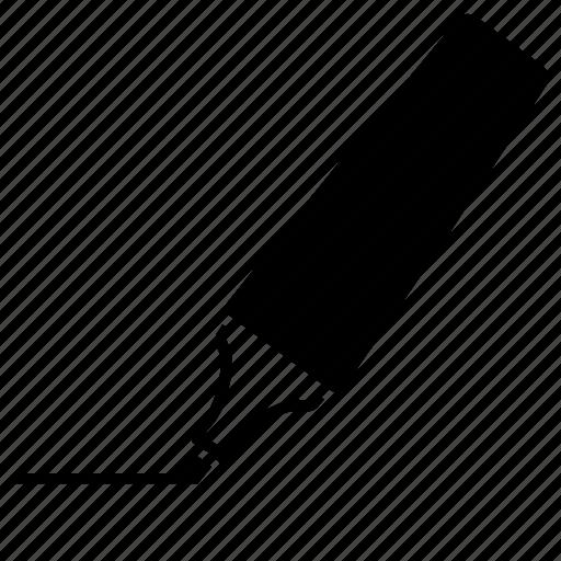 marker, pen, stabilo icon