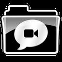 chats, folder icon