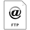 document, ftp icon