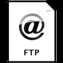 document, ftp icon