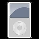 classic, ipod, silver icon