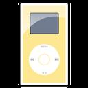 ipod, mini, gold