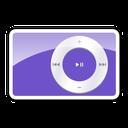2g, ipod, plum, shuffle icon