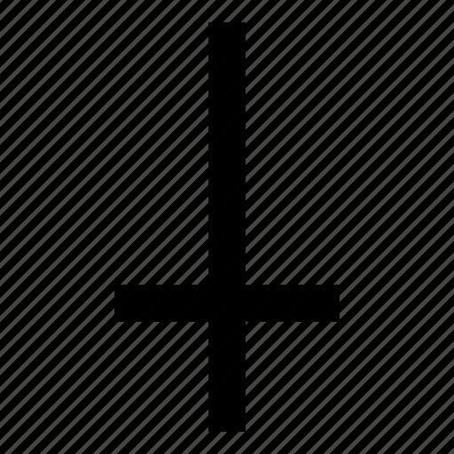 ceremony, cross, illuminati, mass, occult, petrine, ritual icon