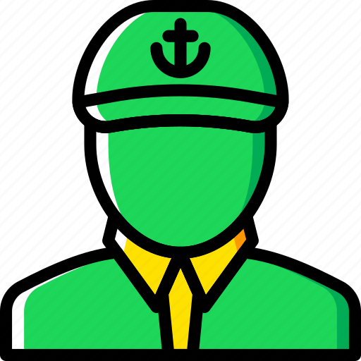 crewman, ocean, sea, water icon