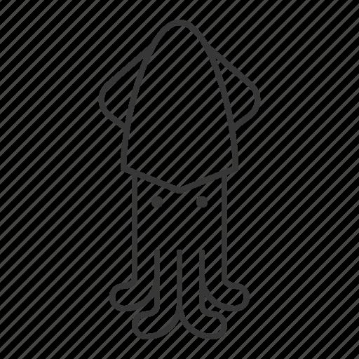 aquatic animal, life, sea, squid icon