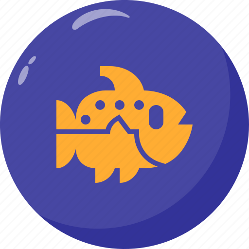 Fish, ocean, sea, water icon - Download on Iconfinder