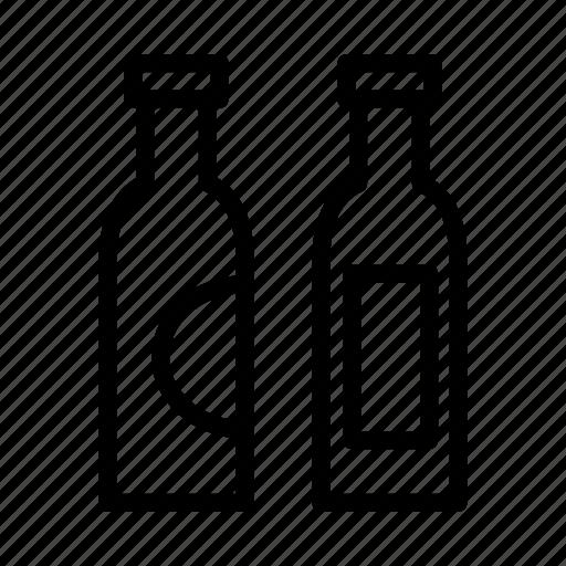 Drink, traditional, beer, bottle, octoberfest, barrel, celebration icon