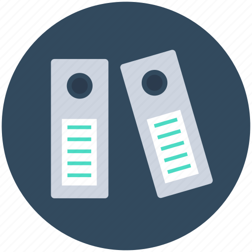 Archives, books, documents, file folders, files rack icon - Download on Iconfinder