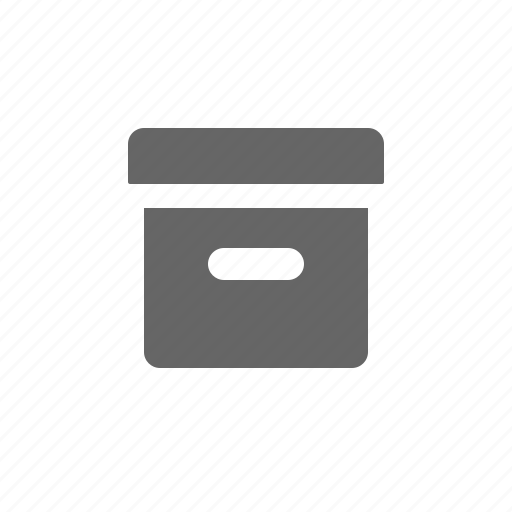 archive, documents, organise icon