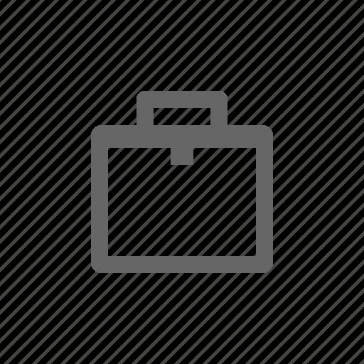 briefcase, folio, luggage, portfolio icon