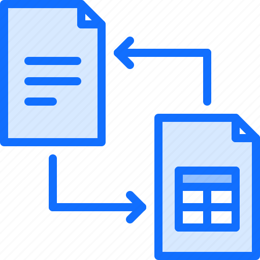 business, corporation, document, job, office, sharing, workflow icon