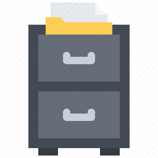 business, corporation, document, documentation, job, office, repository icon
