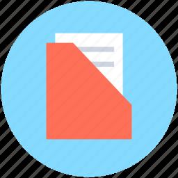 archives, file, file folder, file rack, file storage icon