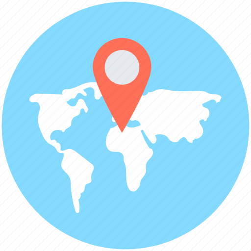 Exact location, location, map location, map pin, pointing placeholder icon - Download on Iconfinder