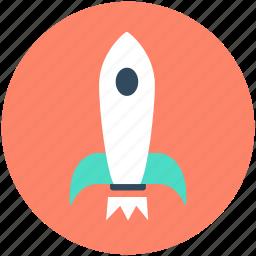 business, finance rocket, new business, rocket, startup icon