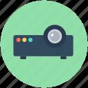 electronics, movie projector, multimedia, projector, video projector
